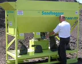 The Sandbagger Sandbagging Machines Sandbag Equipment